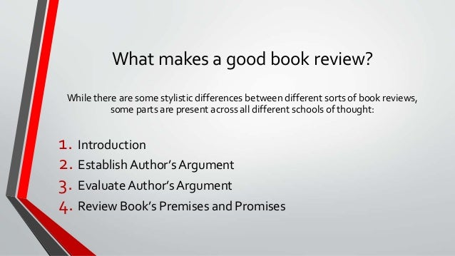 what makes a good critical review Book review guidelines  if you reviewed going critical:  a review which makes a book sound merely good should not be paired with a 10 rating.