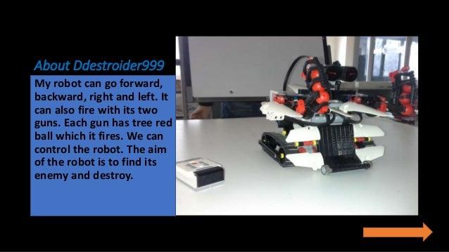 Ddestroider999 Slide 3