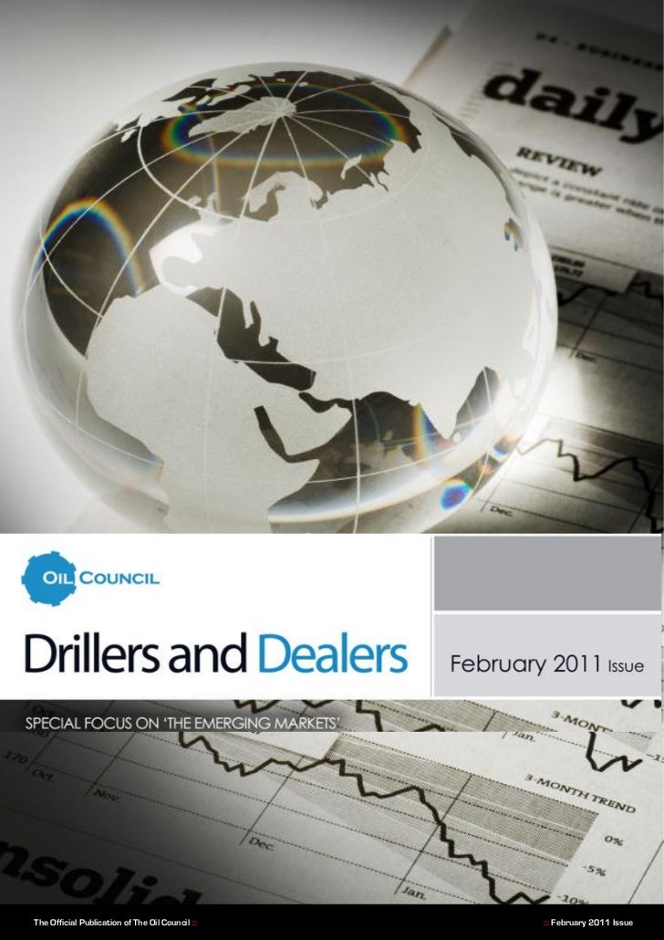 The Official Publication of The Oil Council :::   ::: February 2011 Issue
