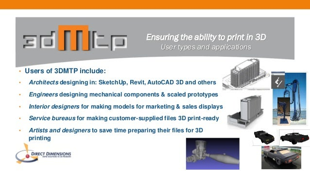 Ddi 3 dmtp-3d printing & scanning