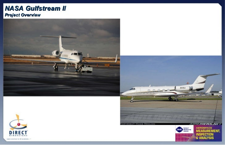 DDI Aircraft OML Scanning and Modeling Presentation Oct 2009