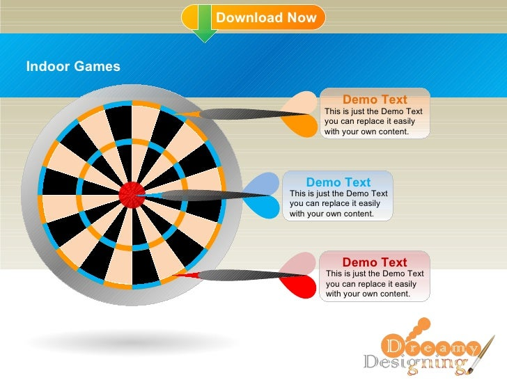 Indoor Games Demo Text Demo Text Demo Text This is just the Demo Text you can replace it easily with your own content. Thi...