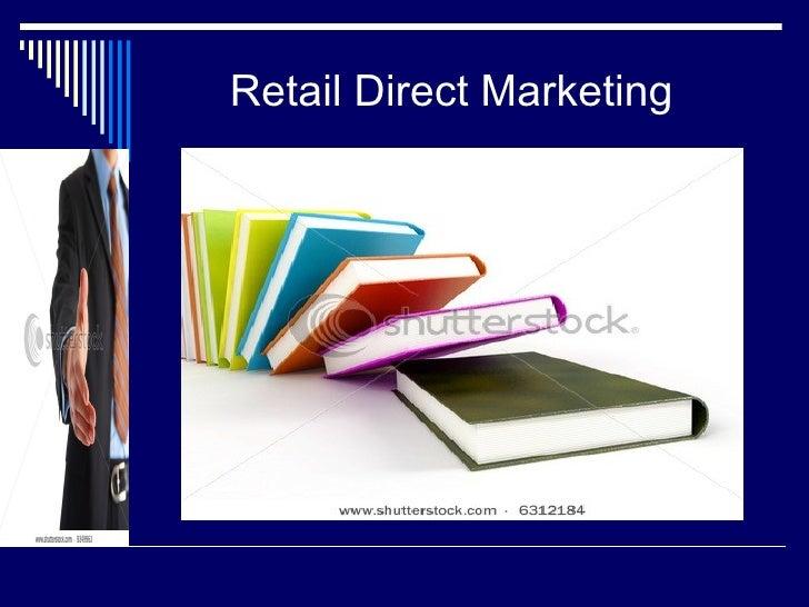 Retail Direct Marketing