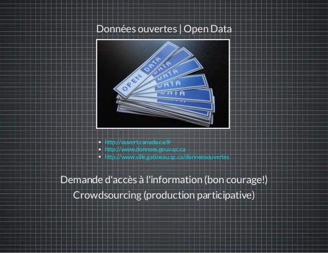 Habituellementles données ne sontpas dans un formatquiest facile àvisualiser. Plusieurs ensembles de données doiventêtre n...