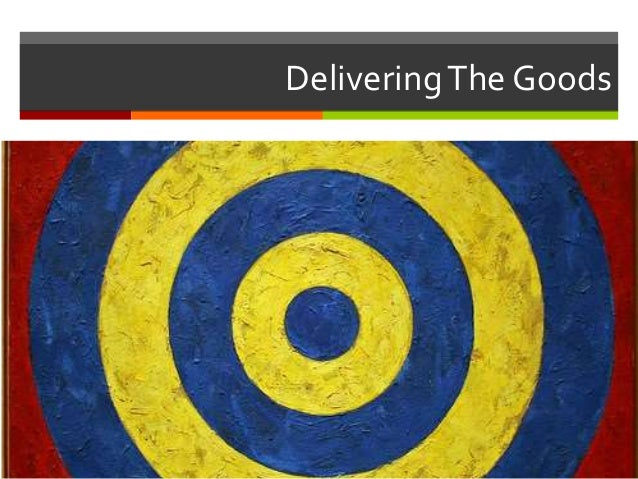 DeliveringThe Goods  By Bill Lublin CRB,CRS,GRI,E-PRO