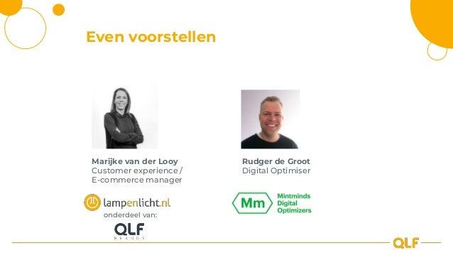 Lampenlicht.nl DDMA CRO Award Case 2019 Slide 2