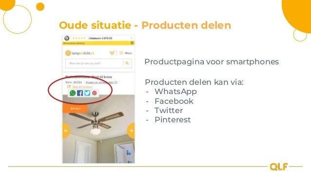 Lampenlicht.nl DDMA CRO Award Case 2019 Slide 3