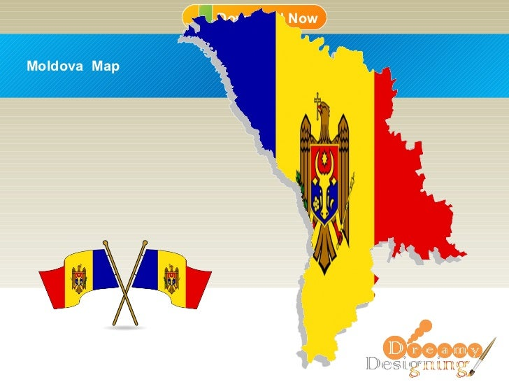 DD Moldova Map