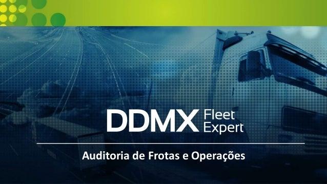 Auditoria de Frotas e Operações