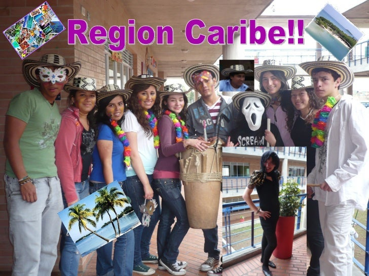 Region Caribe!!