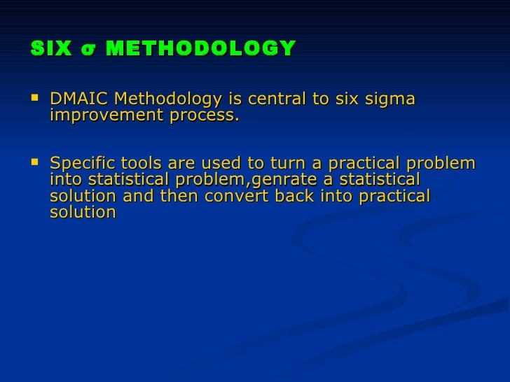 case of study six sigma In this six sigma case study, we will look into how starbucks went from one to  hundreds of locations by using lean six sigma.