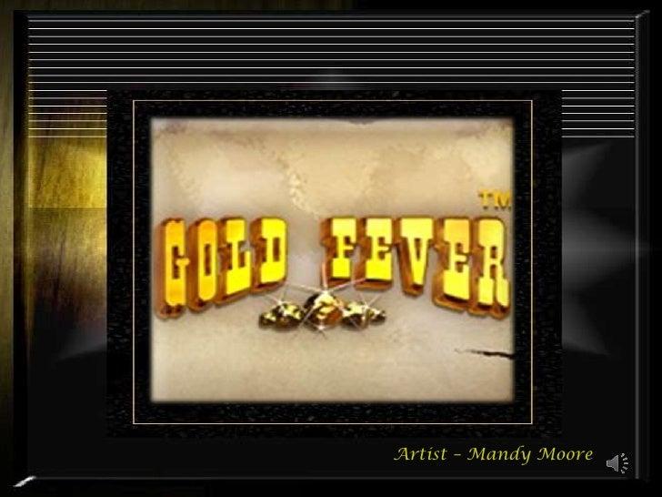 Artist – Mandy Moore<br />