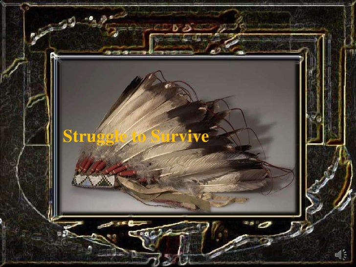 Struggle to Survive<br />