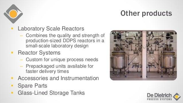 Ddps Slideshare Presentation Chemical Reactors