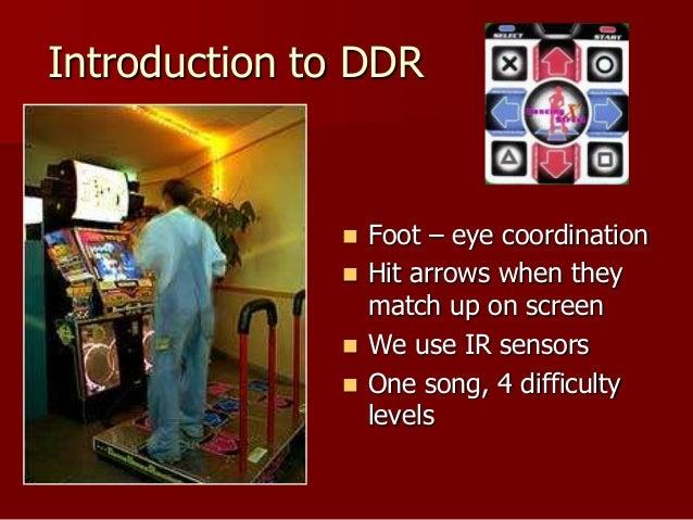 Ddr presentation Slide 2
