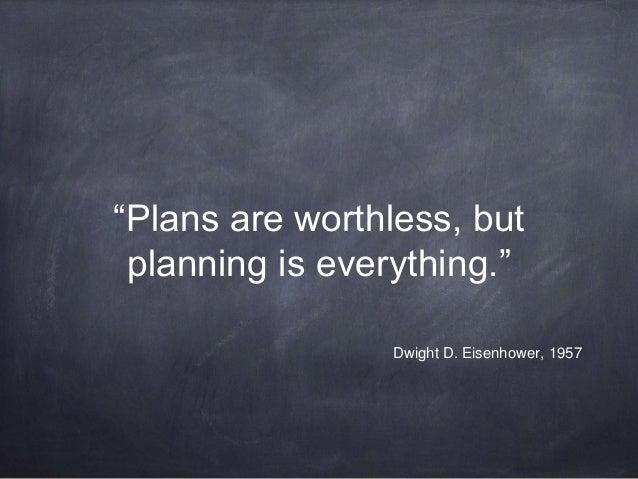 4. No Strategic Goals