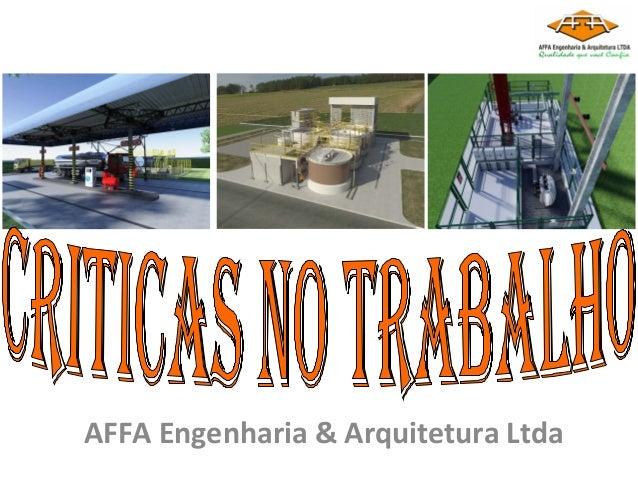 AFFA Engenharia & Arquitetura Ltda