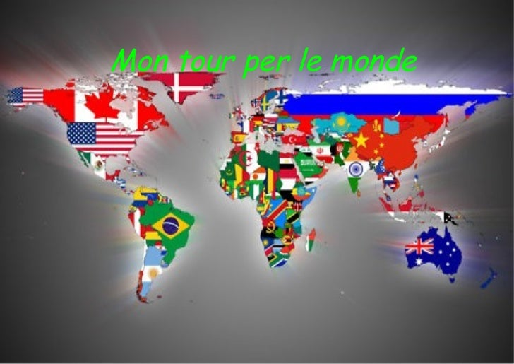 Mon tour per le monde