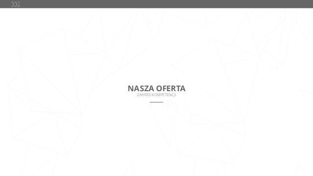 DDS Poland - Nasza oferta Slide 3