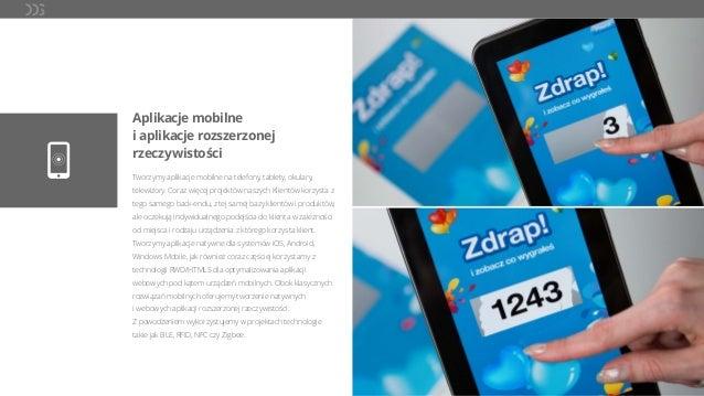 Aplikacje mobilne i aplikacje rozszerzonej rzeczywistości Tworzymy aplikacje mobilne na telefony, tablety, okulary, telewi...