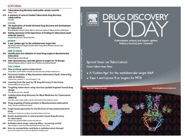 Drug Discovery Today March 2017 special issue
