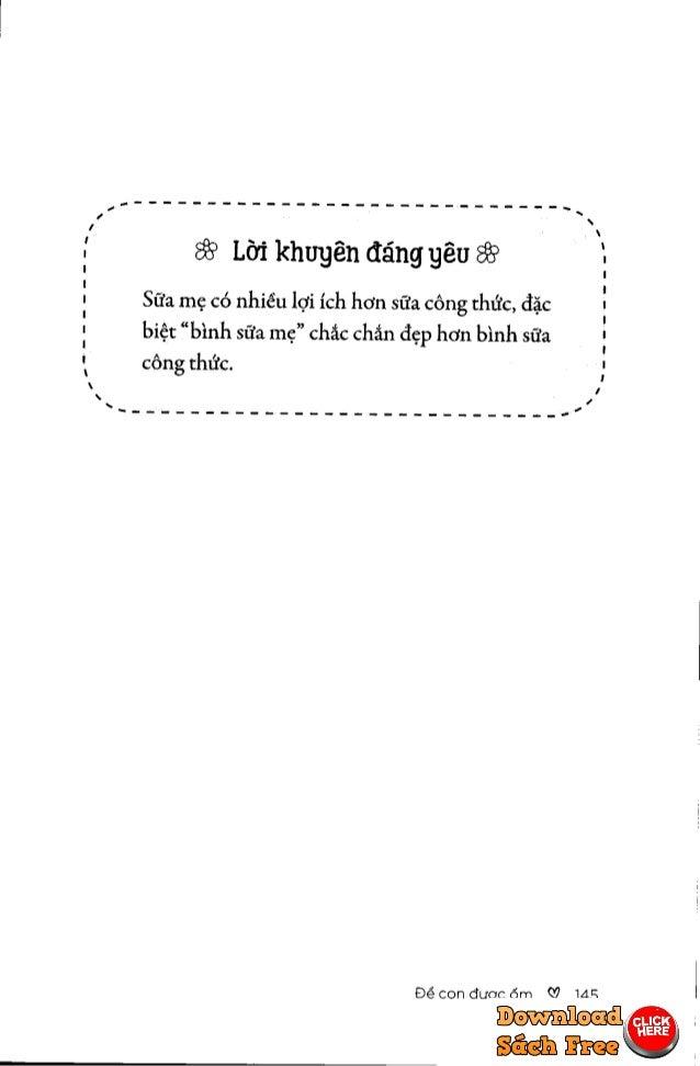 Để Con Được Ốm pdf – sách hay nuôi dạy con pdf free download