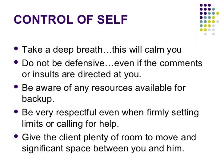An essay on risk taking and self command