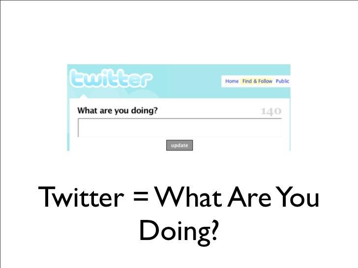 De Kracht Van Twitter Slide 2