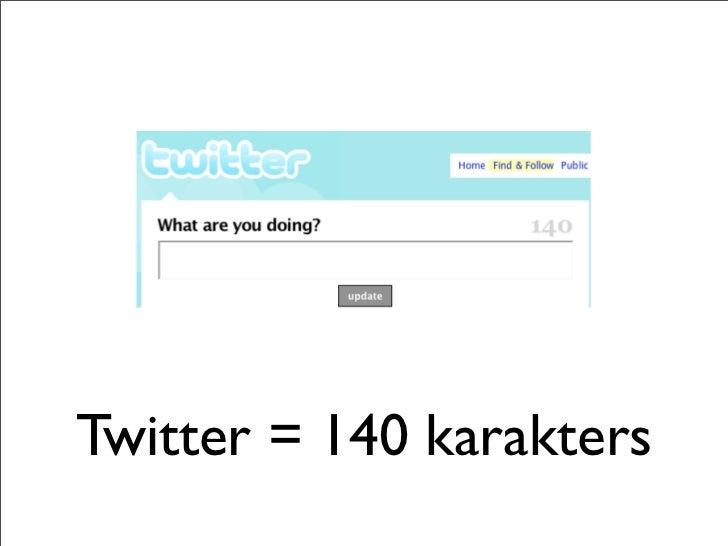 De Kracht Van Twitter Slide 3