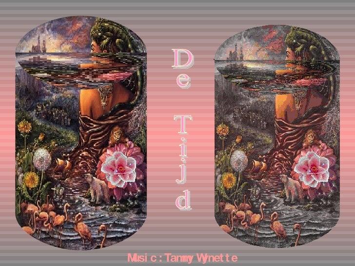 De Tijd Music : Tammy Wynette