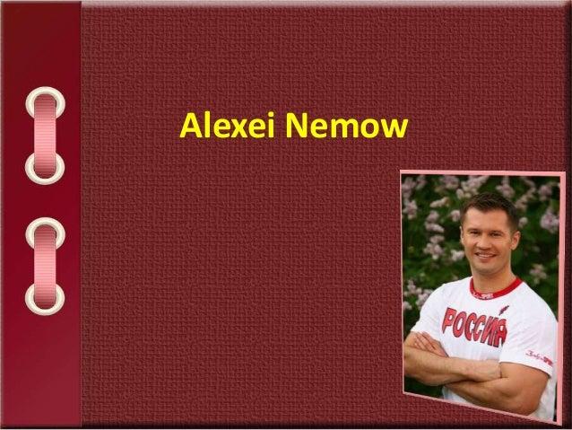 Alexei Nemow
