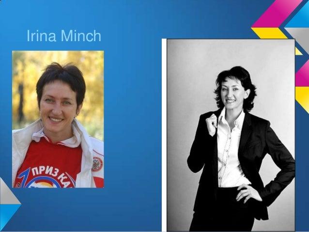 Irina Minch