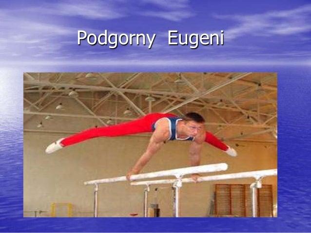 Podgorny Eugeni