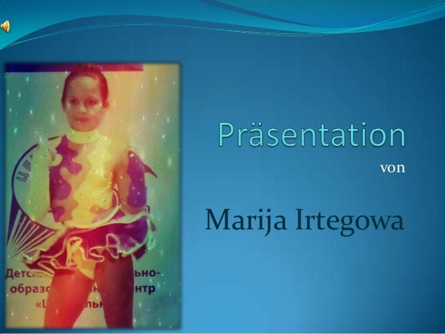 von  Marija Irtegowa