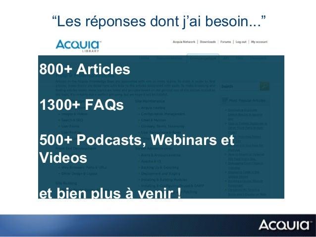 """""""Les réponses dont j'ai besoin...""""800+ Articles1300+ FAQs500+ Podcasts, Webinars etVideoset bien plus à venir !"""