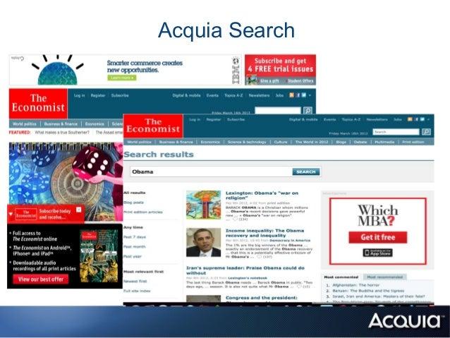 Acquia Search
