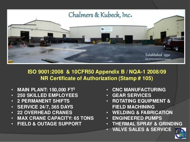 • MAIN PLANT: 150,000 FT2 • 250 SKILLED EMPLOYEES • 2 PERMANENT SHIFTS • SERVICE 24/7, 365 DAYS • 22 OVERHEAD CRANES • MAX...