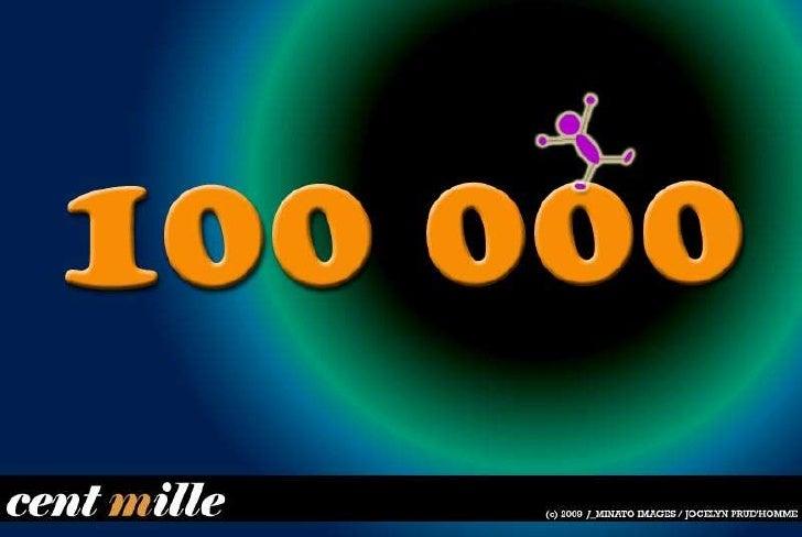 De 100 000 a 1 milliard Slide 2