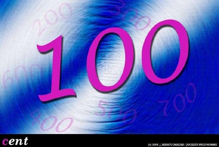 De 100 a 1 000 Slide 2