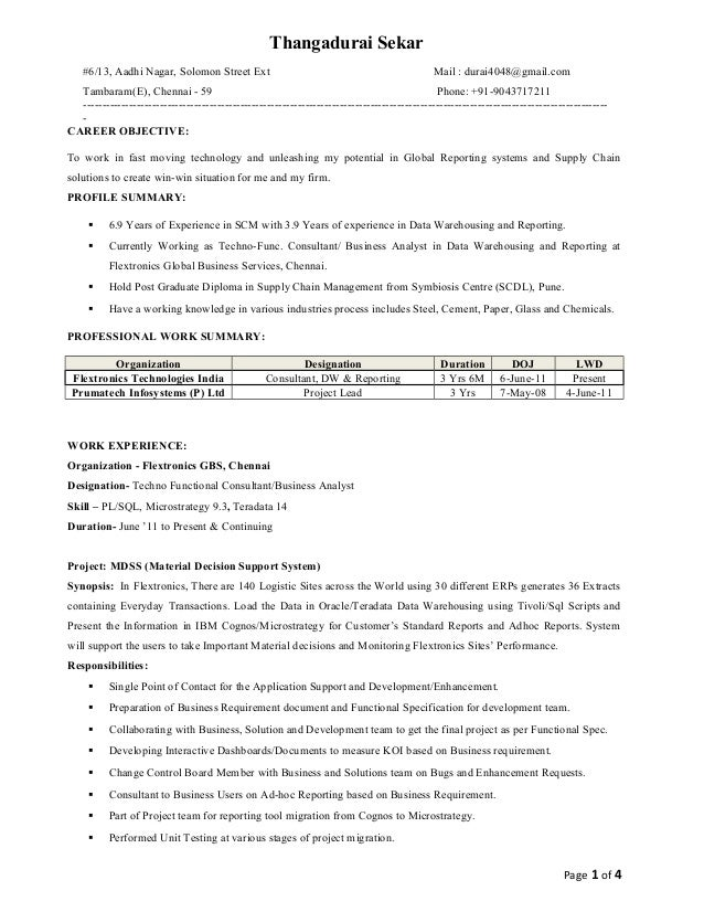 Production Resume Examples Production Sample Resumes LiveCareer Ascend  Surgical In The Data Architect Resume One Must  Resume Objective For Warehouse