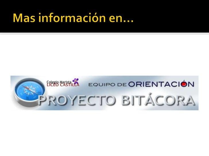 4. Materias<br />Presentación de la oferta del Colegio Marista Liceo Castilla<br />