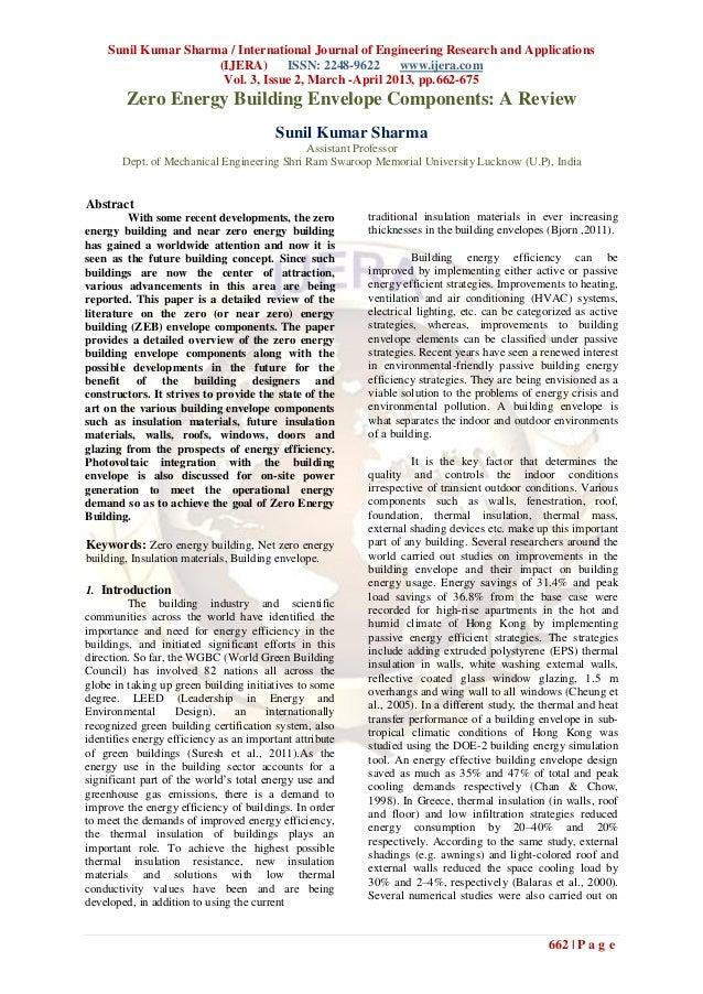 Sunil Kumar Sharma / International Journal of Engineering Research and Applications(IJERA) ISSN: 2248-9622 www.ijera.comVo...