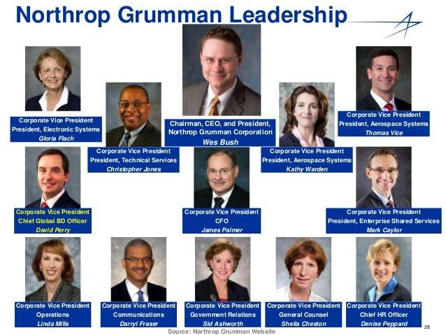 Leadership at general dymanamics