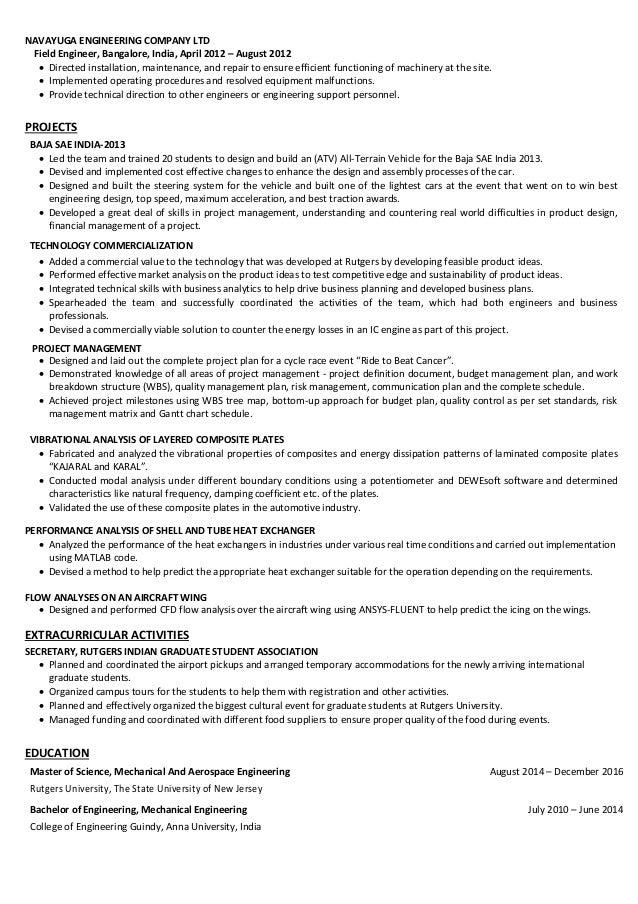 Enchanting Temporary Engineering Resume Crest - Administrative ...