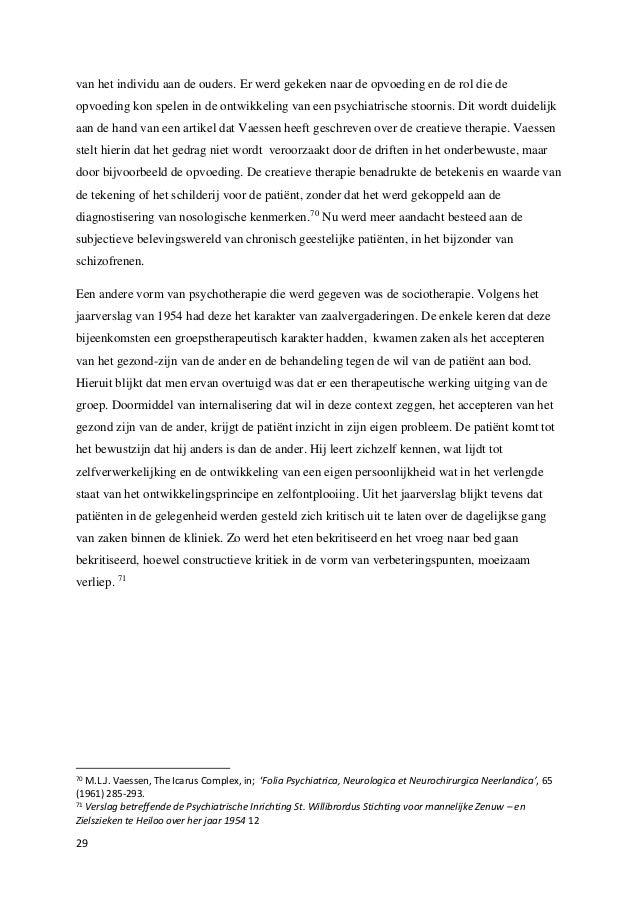 Masterscriptie therapeutische gemeenschap de oosthoek for Driften betekenis