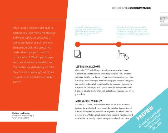 Design a Better Business - Wavin case - Richard van Delden