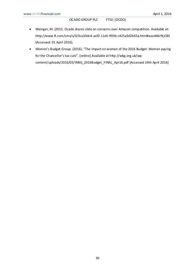 goodwin plc annual report pdf