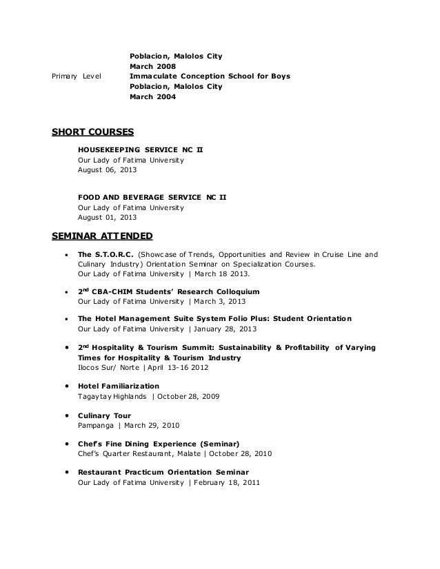 cleaning lady resume - Ukran.soochi.co