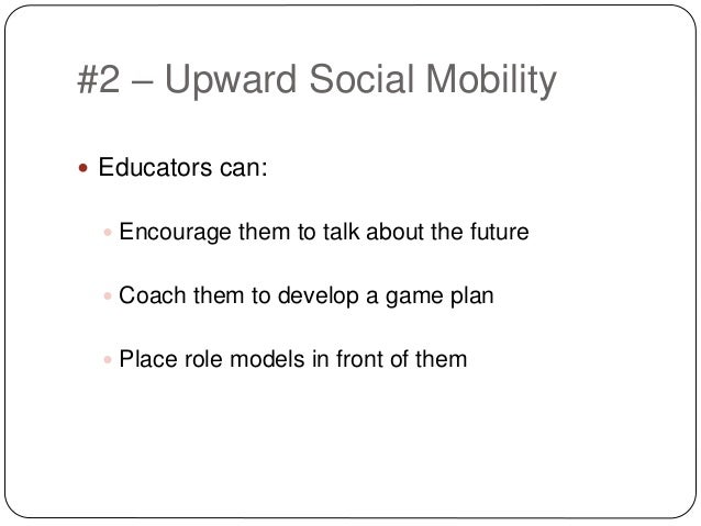limitations of upward social mobility in Migration and social mobility 211 upward and downward mobility by ethnic group and mobility implied by changing 16 class structure alone.