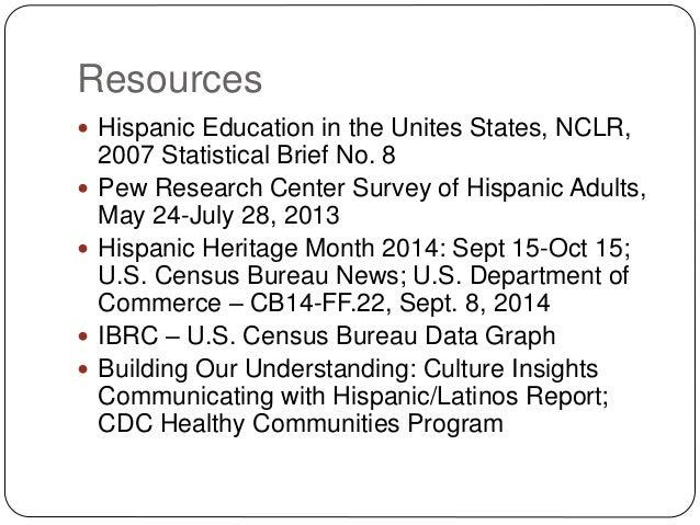 Hispanic Quotes About Education: Hispanic Culture For Educators